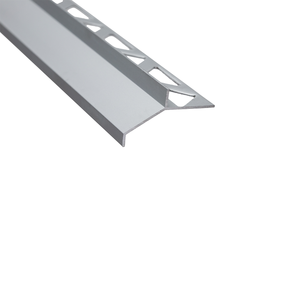 Profil picurator Set Prod S99 din aliaj de aluminiu 6063, natur, 2,5 m imagine 2021 mathaus