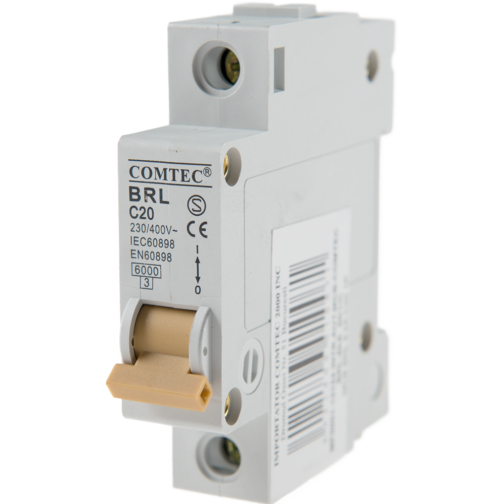 Intrerupator automat bipolar MCB 6kA 32/2/C