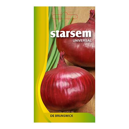 Seminte de ceapa rosie, Starsem Brunswick