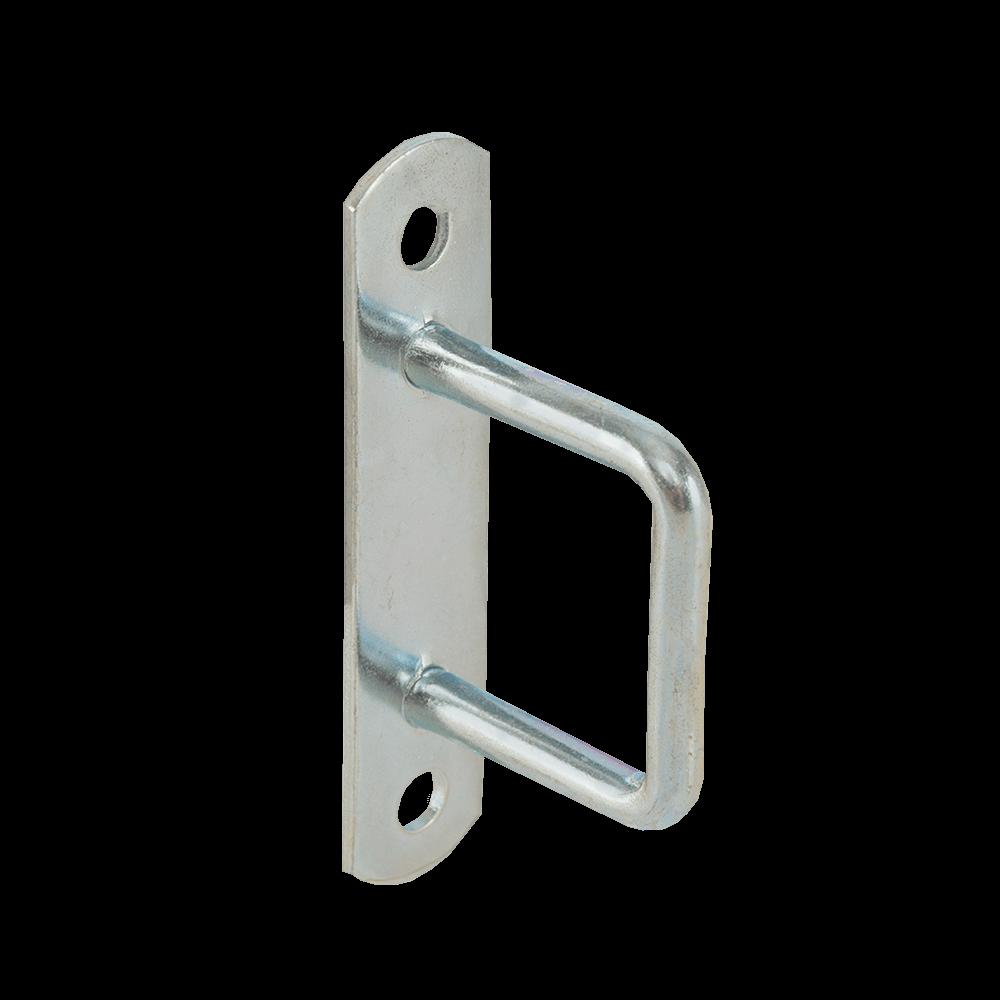 Brida dreptunghiulara pentru prelata, 25 x 25 mm
