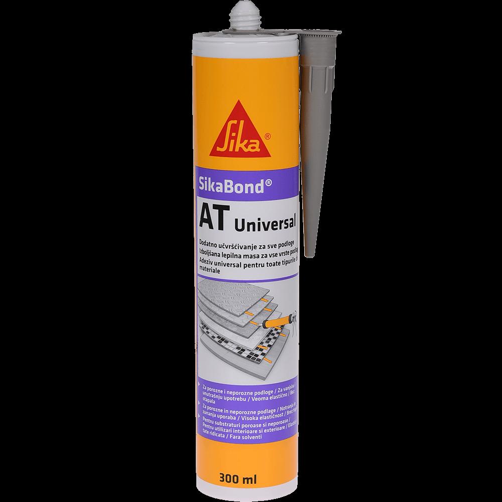 Adeziv universal pentru suprafete multiple SikaBond AT-Universal, 300 ml mathaus 2021