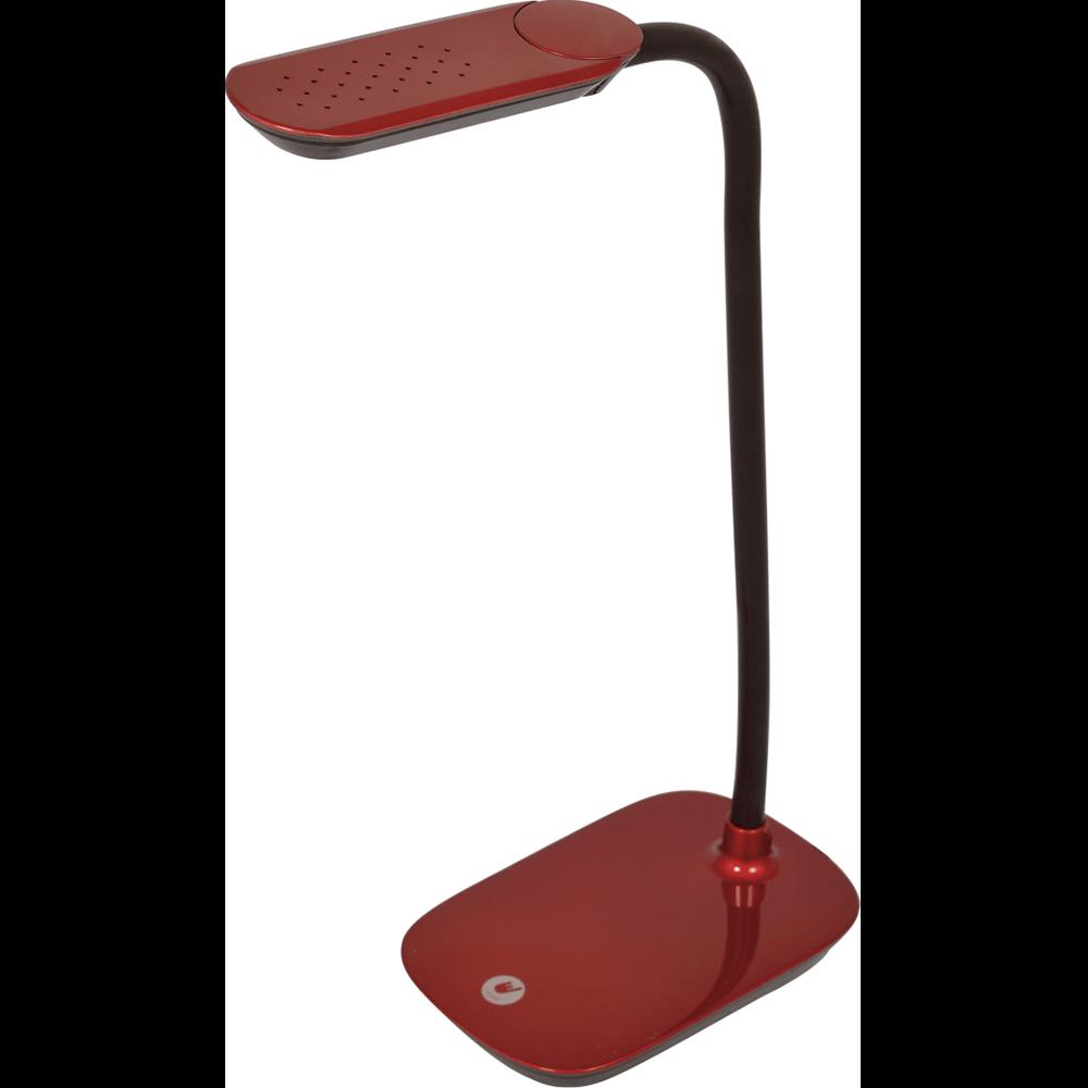 Veioza LED Dante Klausen, metalic, 1 x 5W, rosu imagine 2021 mathaus