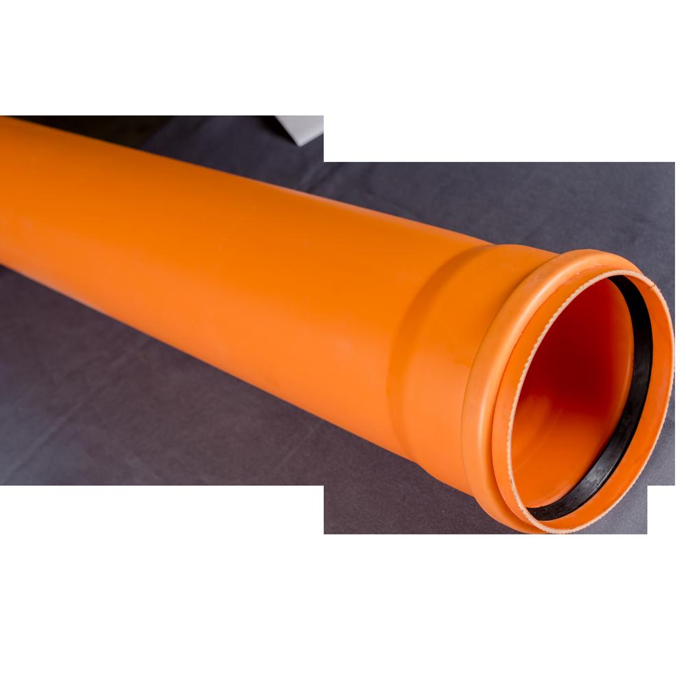 Conducta PVC SN4 DN 250mmx6m mathaus 2021