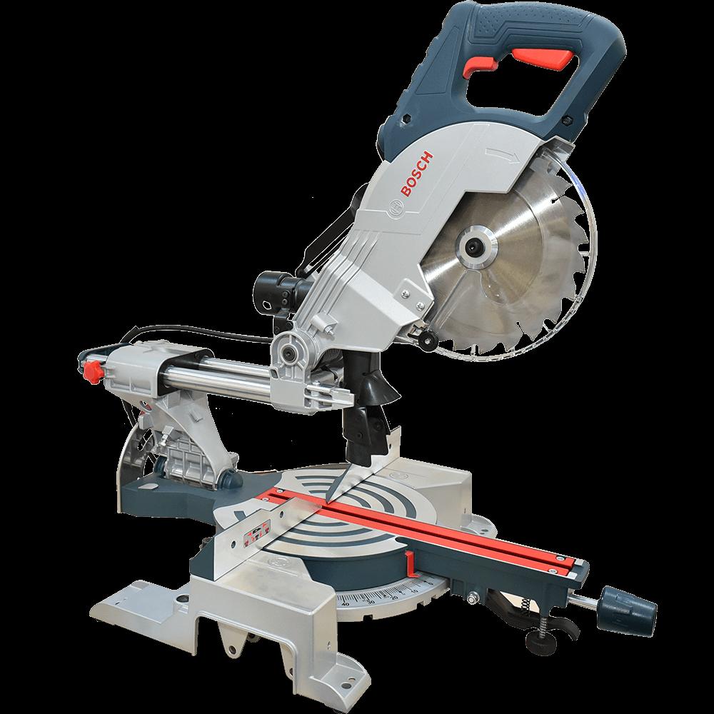 Ferastrau circular stationar Bosch GCM 800 SJ Professional, 1400 W, 216 mm, 5500 rpm