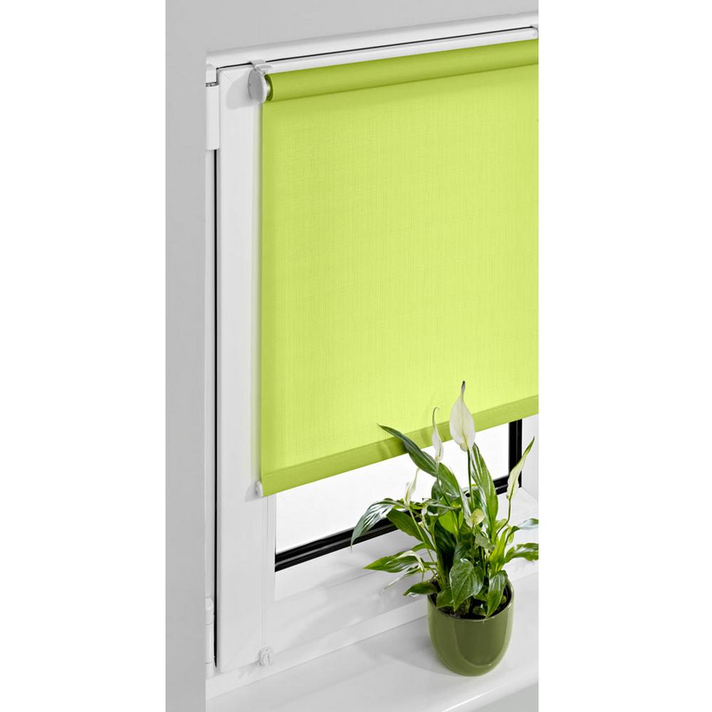 Rolete mini fresh MS-08 verde 64 x 160 cm