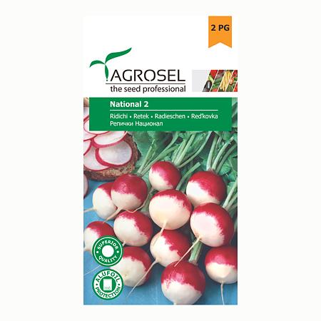 Seminte de ridichi, Agrosel National 2