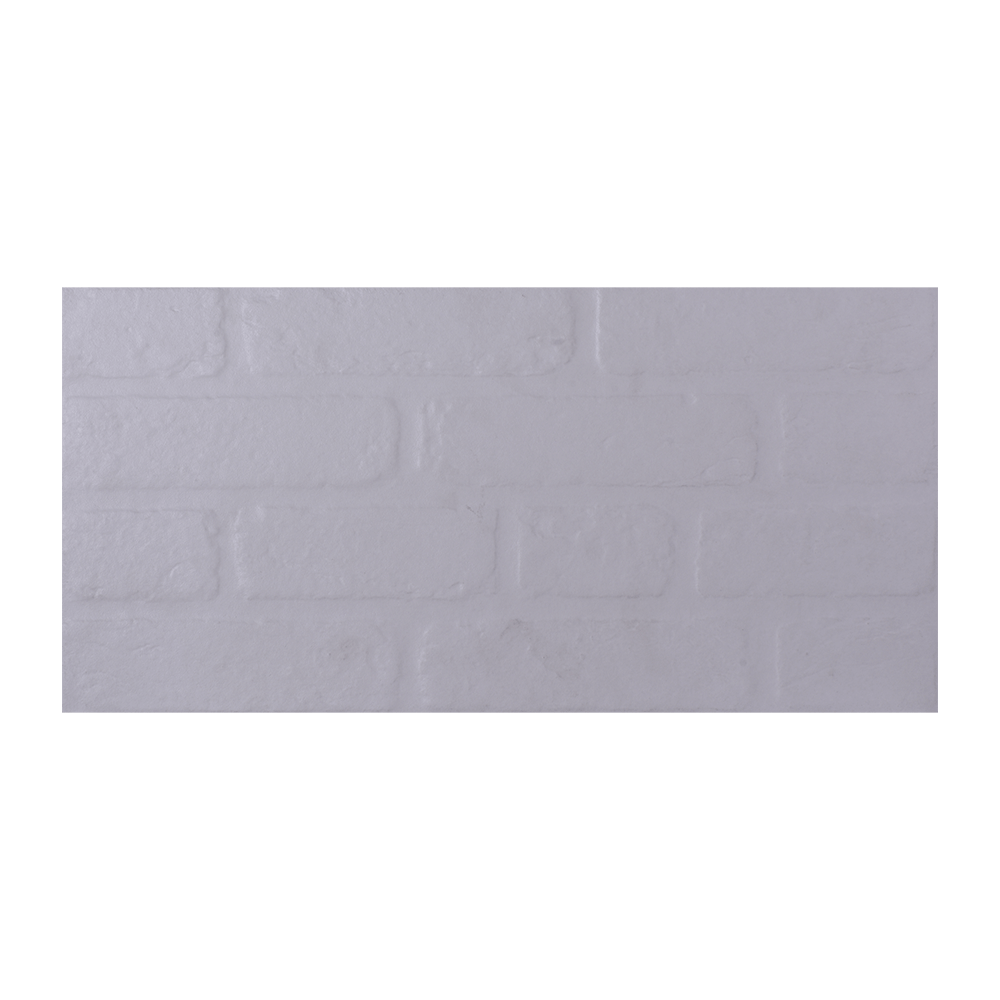 Placa portelanata Ispan Lux Palermo White PEI 4, alb, finisaj mat, aspect de piatra, dreptunghiulara, 30 x 60 cm imagine 2021 mathaus