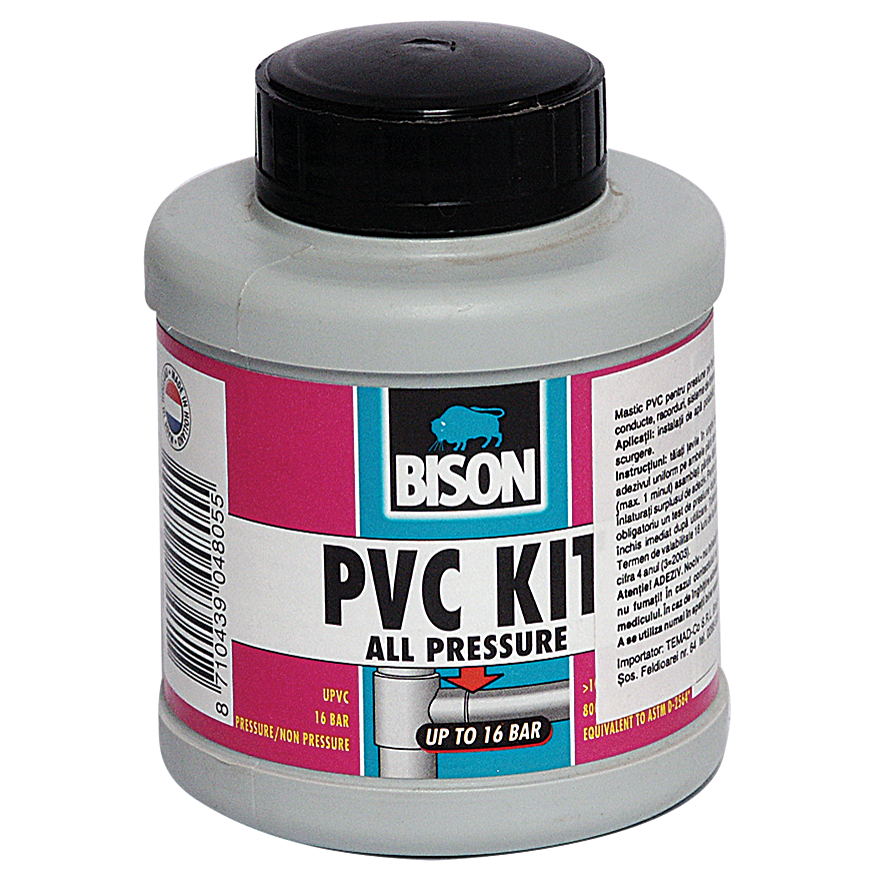 Bison PVC Kit 16ATM 250 ml mathaus 2021
