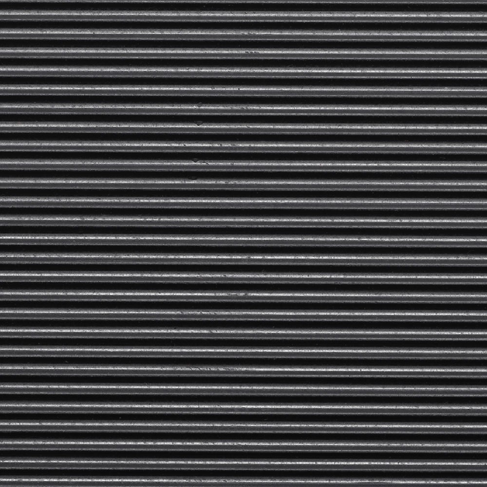 Covor cauciuc ALFA negru, rola latime 100 cm mathaus 2021
