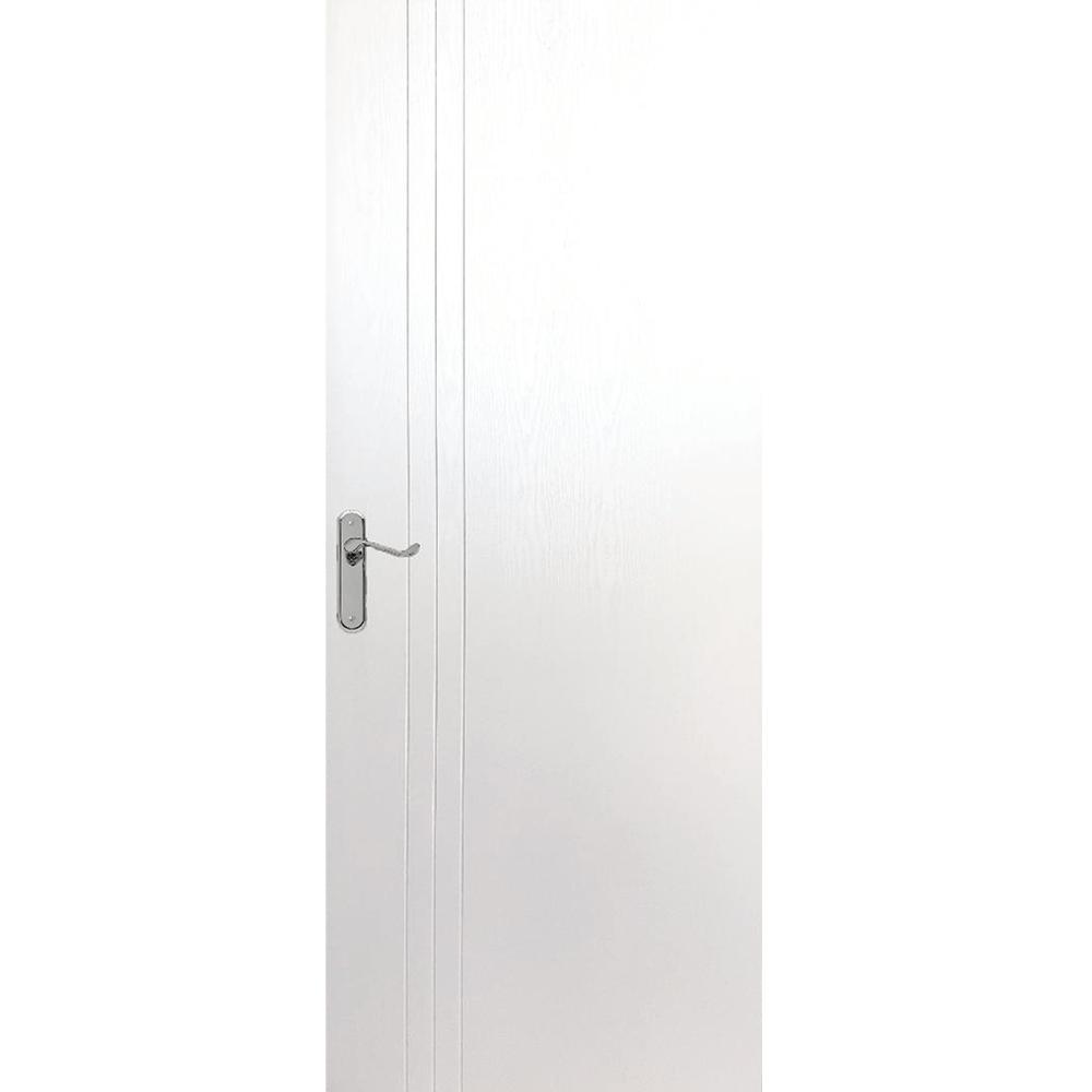 Usa plina interior, M050, alb, 200 x 60 cm + toc 10 cm imagine MatHaus.ro