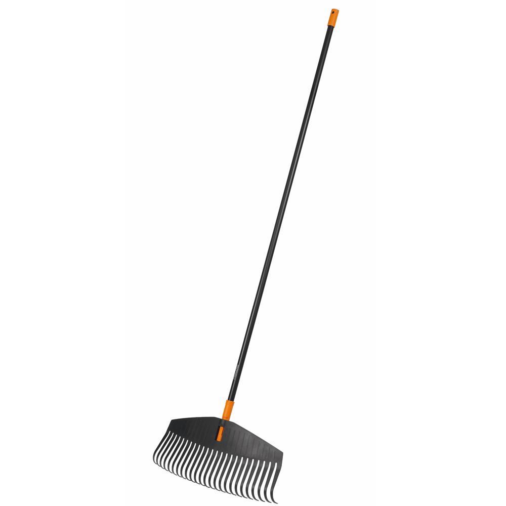 Grebla frunze Fiskars Solid, L, 1710 mm, aluminiu, negru mathaus 2021