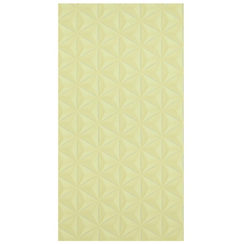 Tapet Moods 17364 galben triunghi 10x0.53m