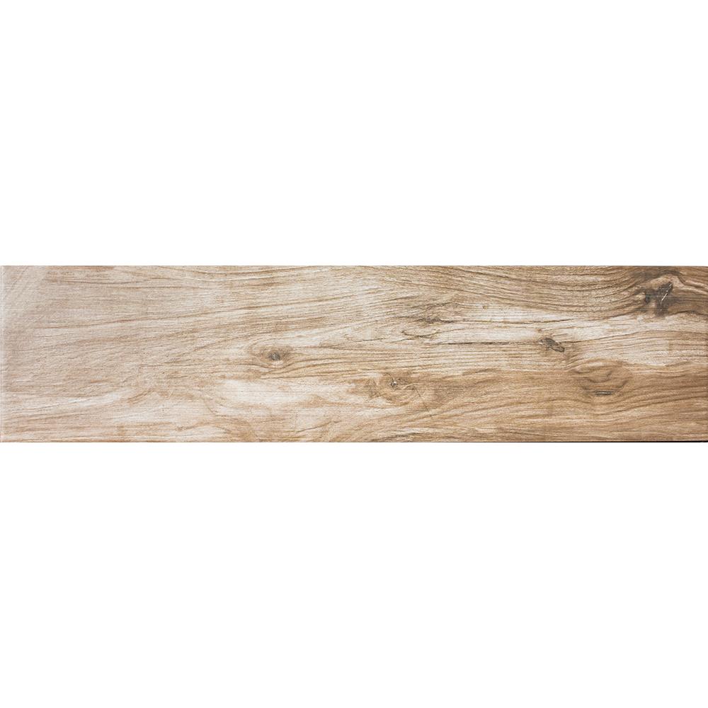 Gresie portelanata Bien Picasso Mink PEI 4, bej mat, aspect de lemn, dreptunghiulara, 15 x 60 cm mathaus 2021