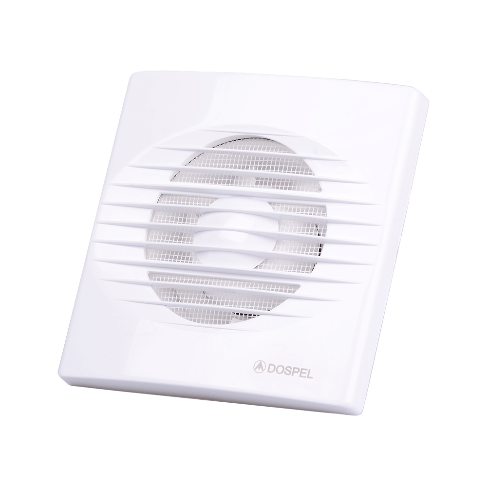 Ventilator axial cu temporizator Dospel Rico 100 WC