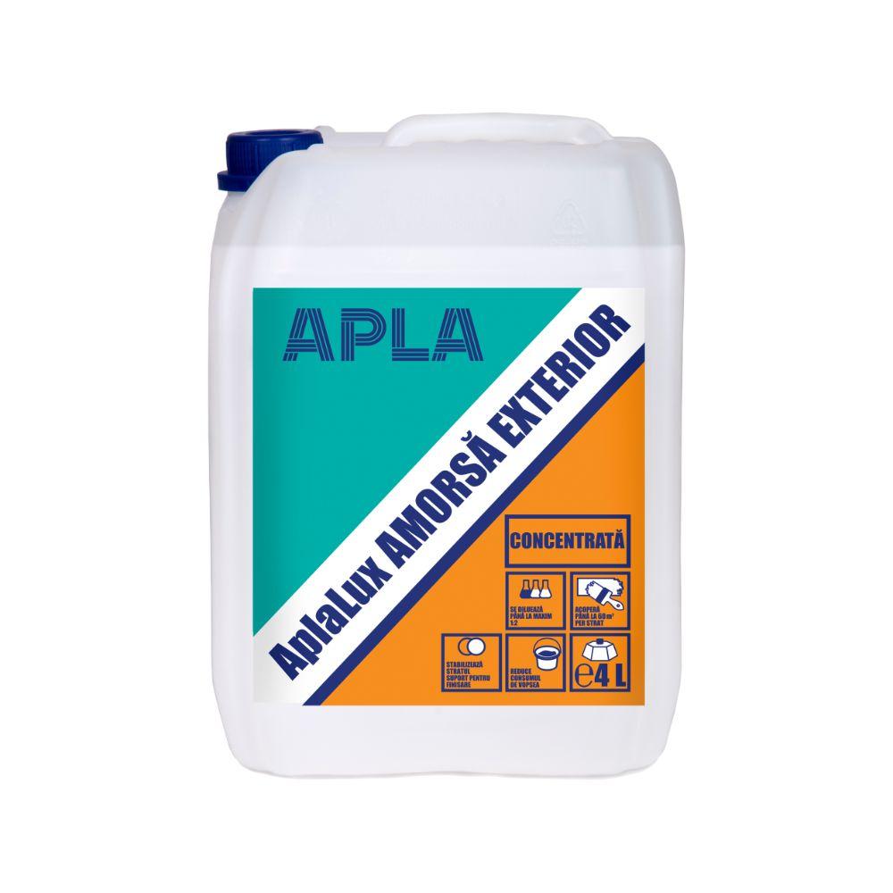 Amorsa concentrata Aplalux, exterior, 4 L