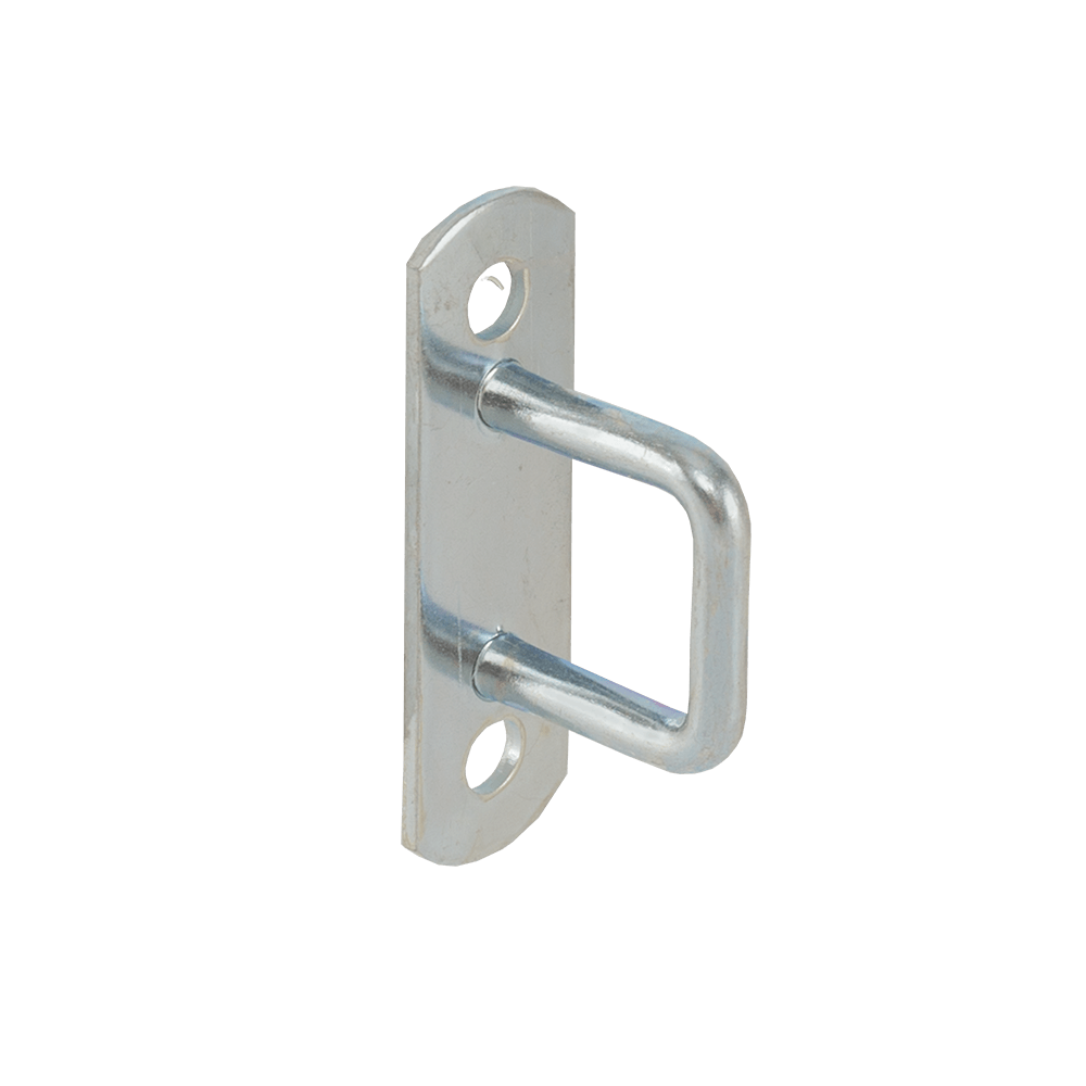 Brida dreptunghiulara pentru prelata, 17 x 37 mm