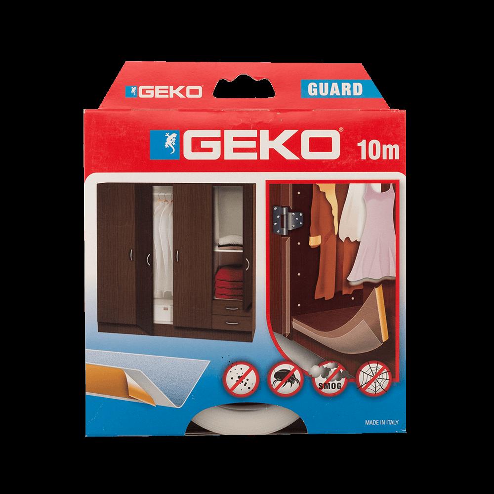 Garnitura adeziva pentru mobila Geko Guard, transparent, 10 mm mathaus 2021
