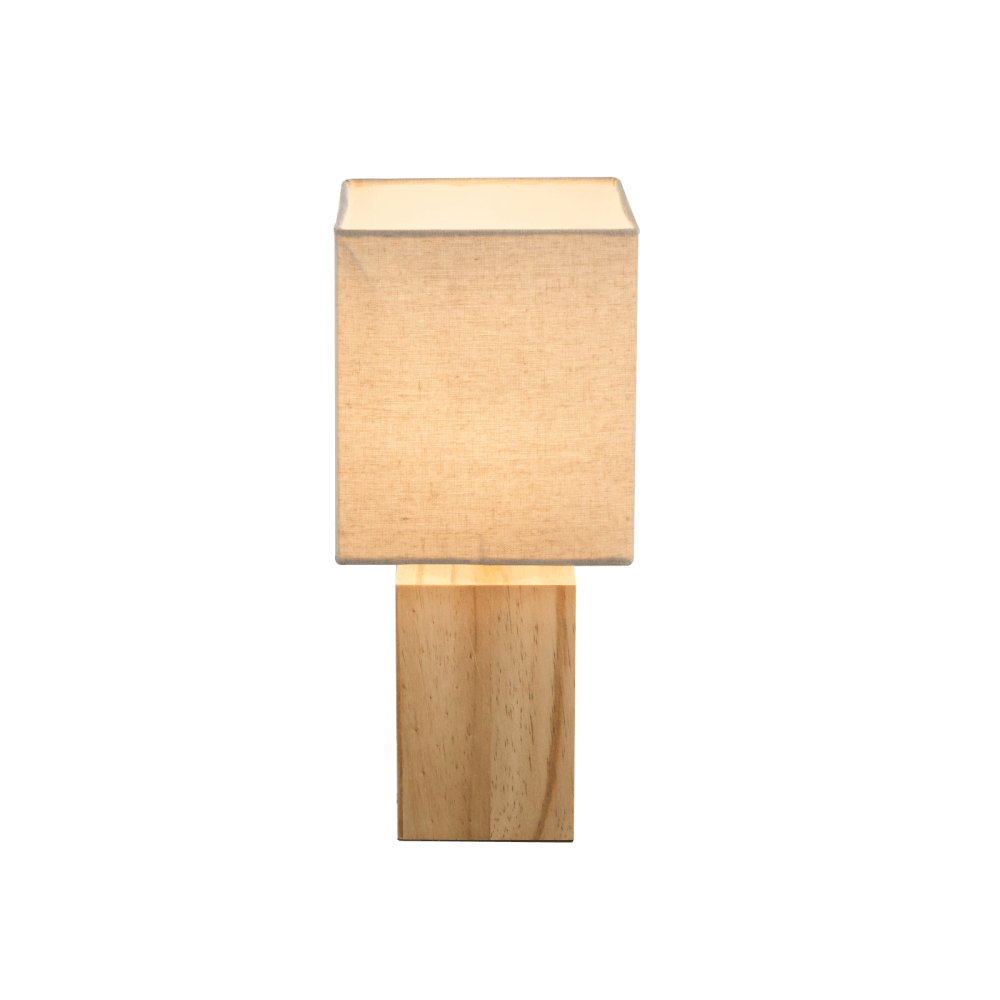 Lampa Ilona, 1 x E14, 40W, bej imagine 2021 mathaus