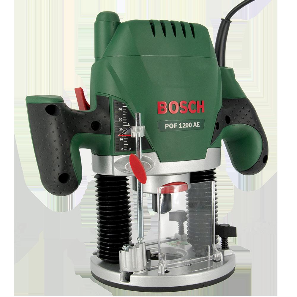 Freza electrica Bosch POF 1200 AE, 1200 W, 28000 RPM, 55 mm imagine MatHaus