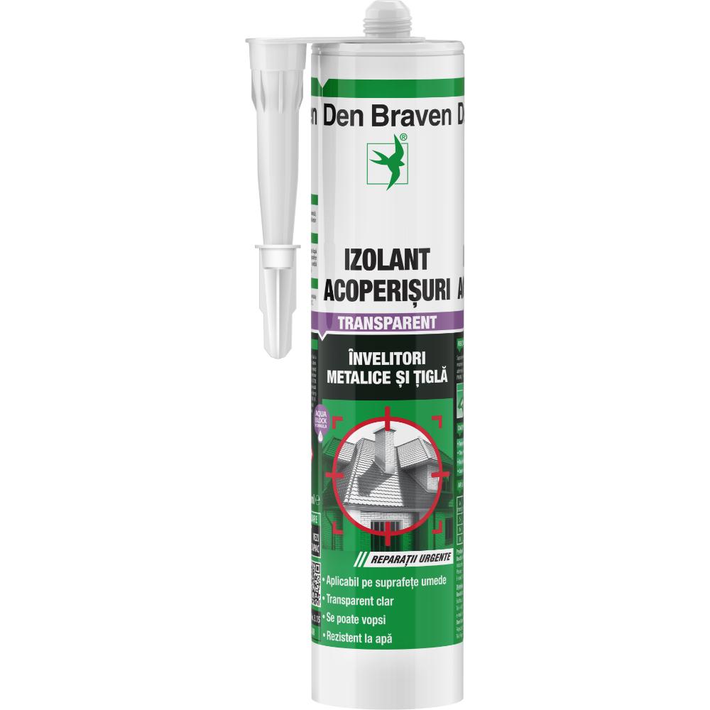 Izolant acoperisuri  DB DIY, 280 ml mathaus 2021