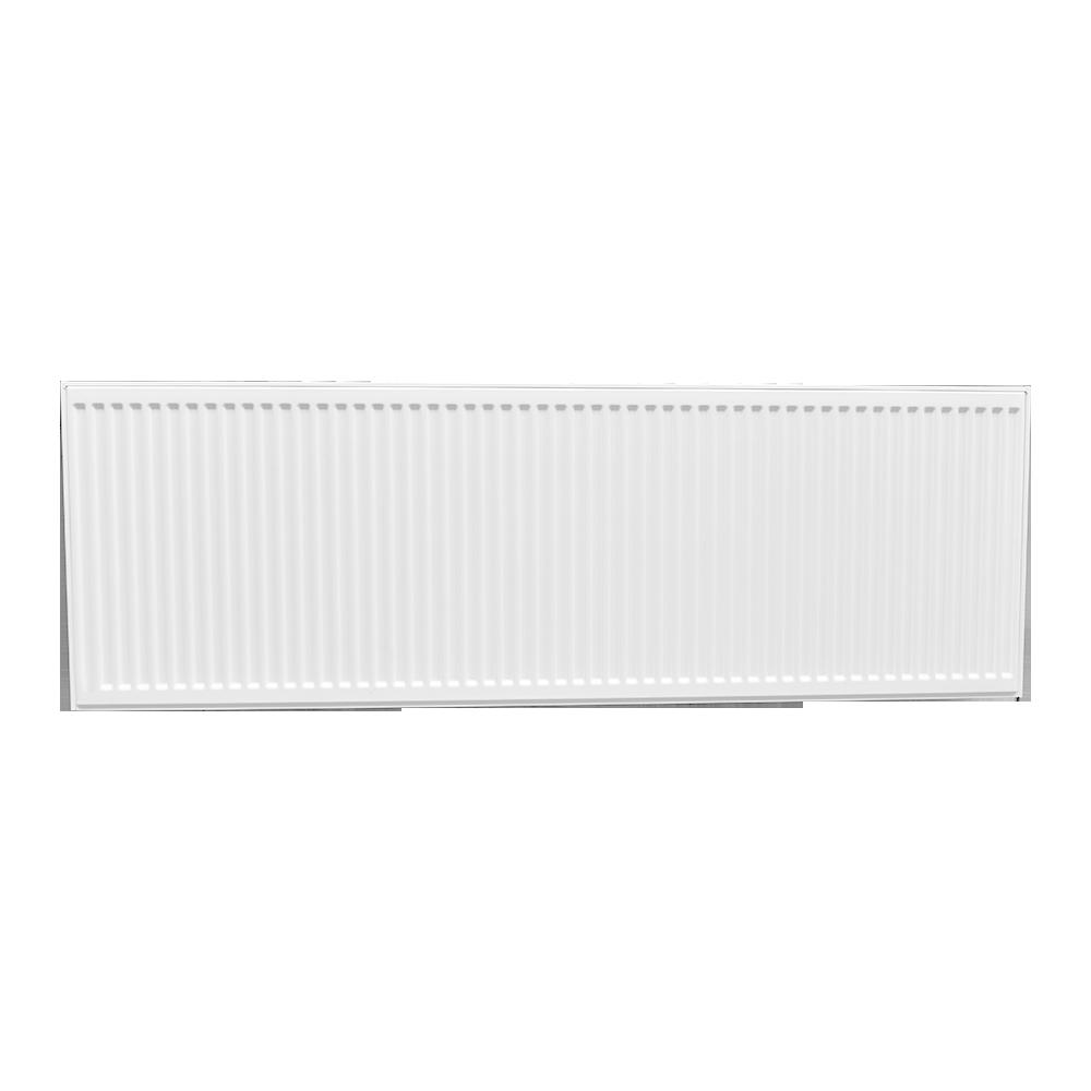 Calorifer otel Purmo C22, 600 x 1800 mm, 2 panouri convectoare, alb, accesorii incluse imagine MatHaus.ro