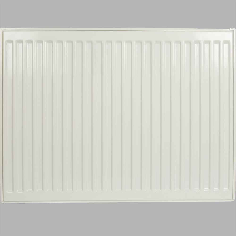 Calorifer otel Energy 22PKKP, 600 x 1000 mm, 2 panouri convectoare, alb, accesorii incluse imagine MatHaus.ro