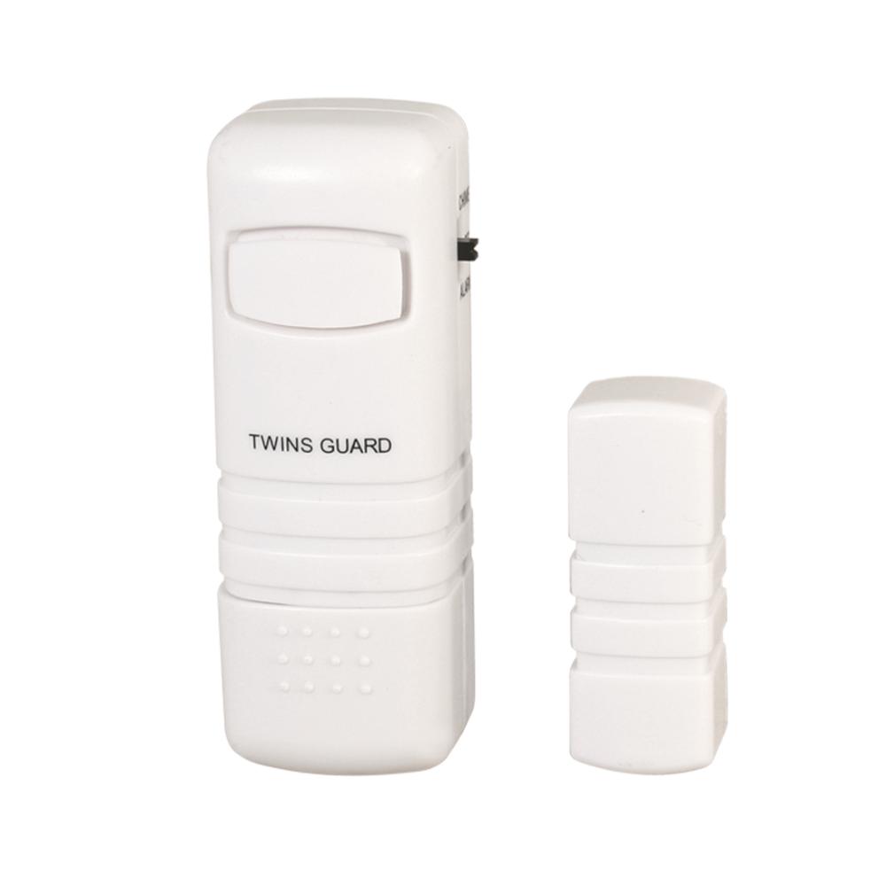 Senzor/alarma deschidere usi si ferestre, semnalizare ding-dong, sonor 100 dB