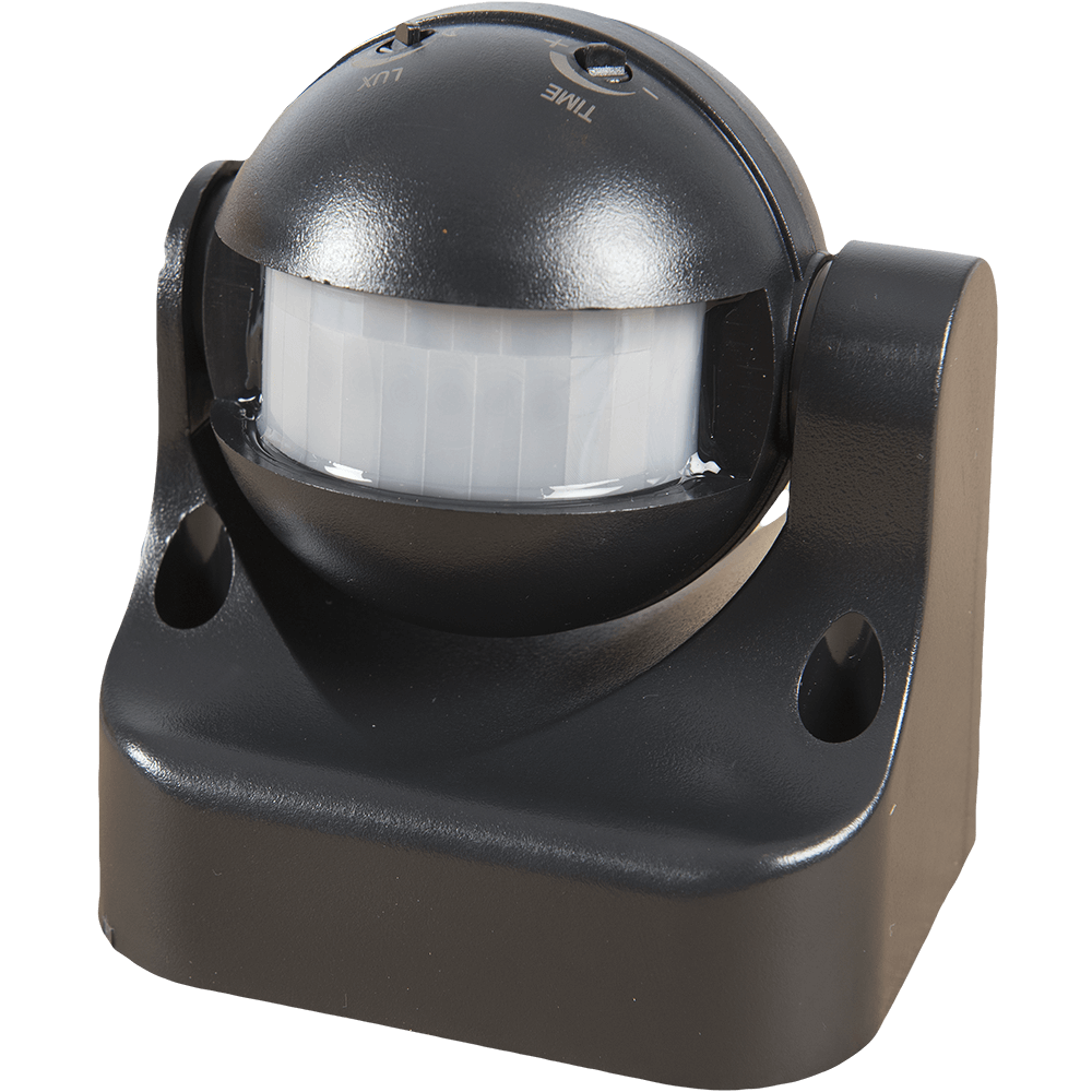 Senzor de miscare infrarosu, 180 grade, 1200 W, IP44, 300 V mathaus 2021