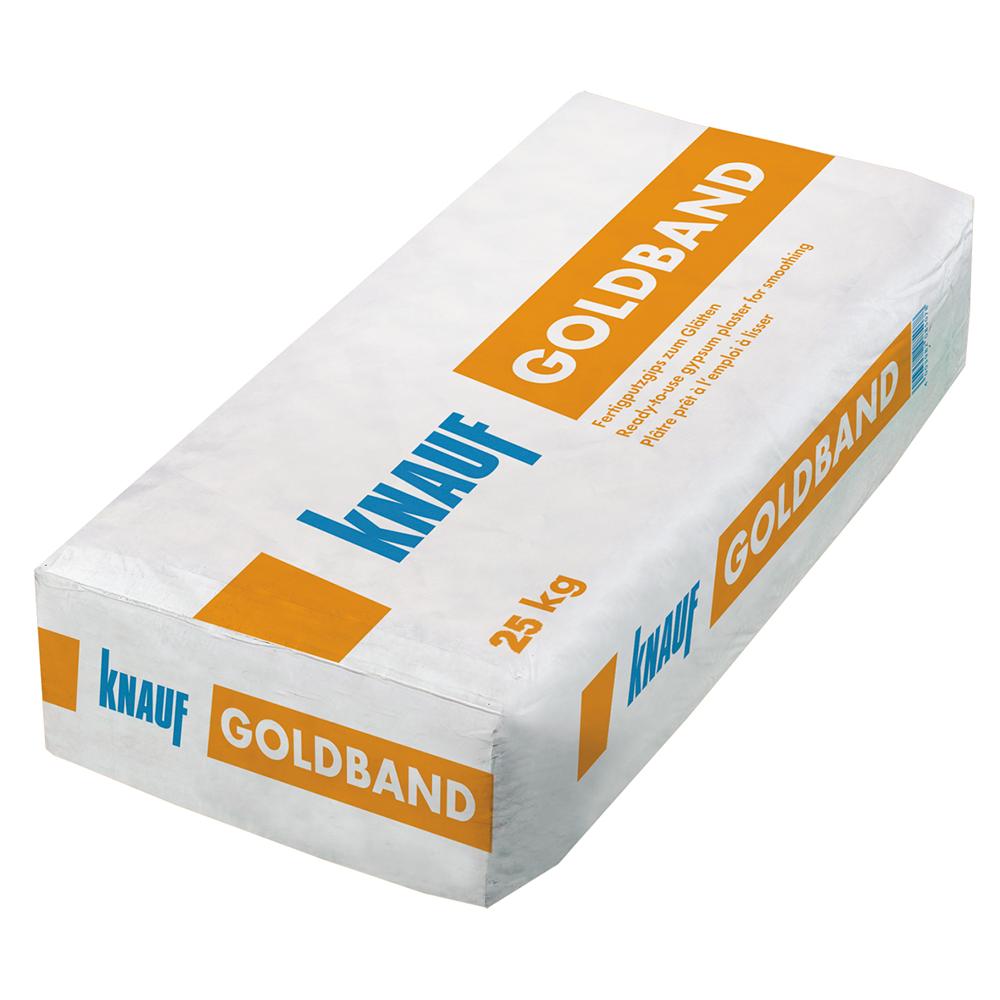 Tencuiala Knauf Goldband, 8 - 50 mm, pentru interior, 25 kg mathaus 2021