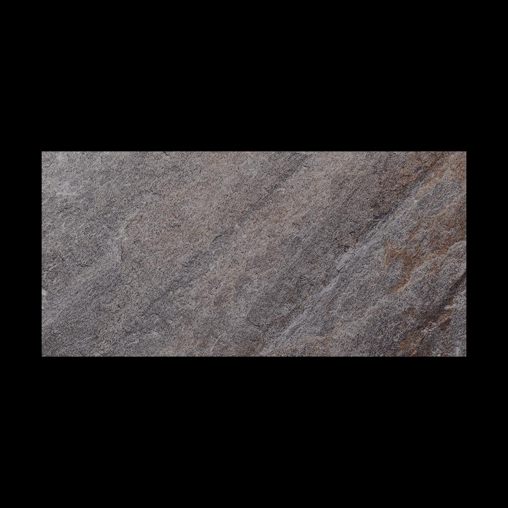 Gresie portelanata Quartzite 4, PEI 4, maro inchis, 60 x 30 cm imagine 2021 mathaus