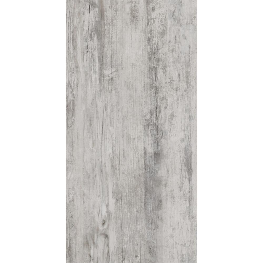 Gresie rectificata interior Keramin Vesta White gri mat, PEI 3, dreptunghiulara, 30,7 x 60,7 cm mathaus 2021