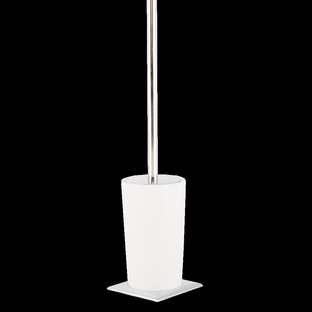Perie WC Romtatay Ronda, ceramica, alb, 13 cm imagine 2021 mathaus