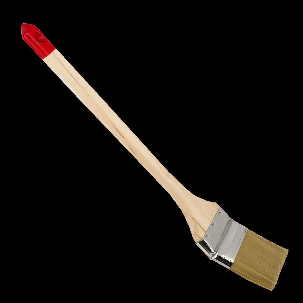 "Pensula pentru calorifer seria 71, latime 3"", fir natural imagine MatHaus.ro"