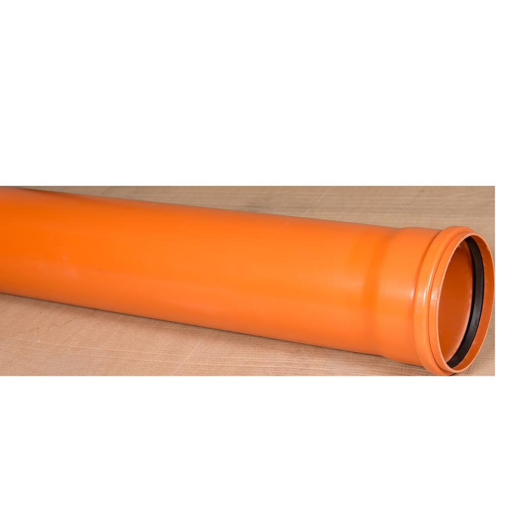 Conducta din PVC SN4 DN 160 mm x 2 m mathaus 2021
