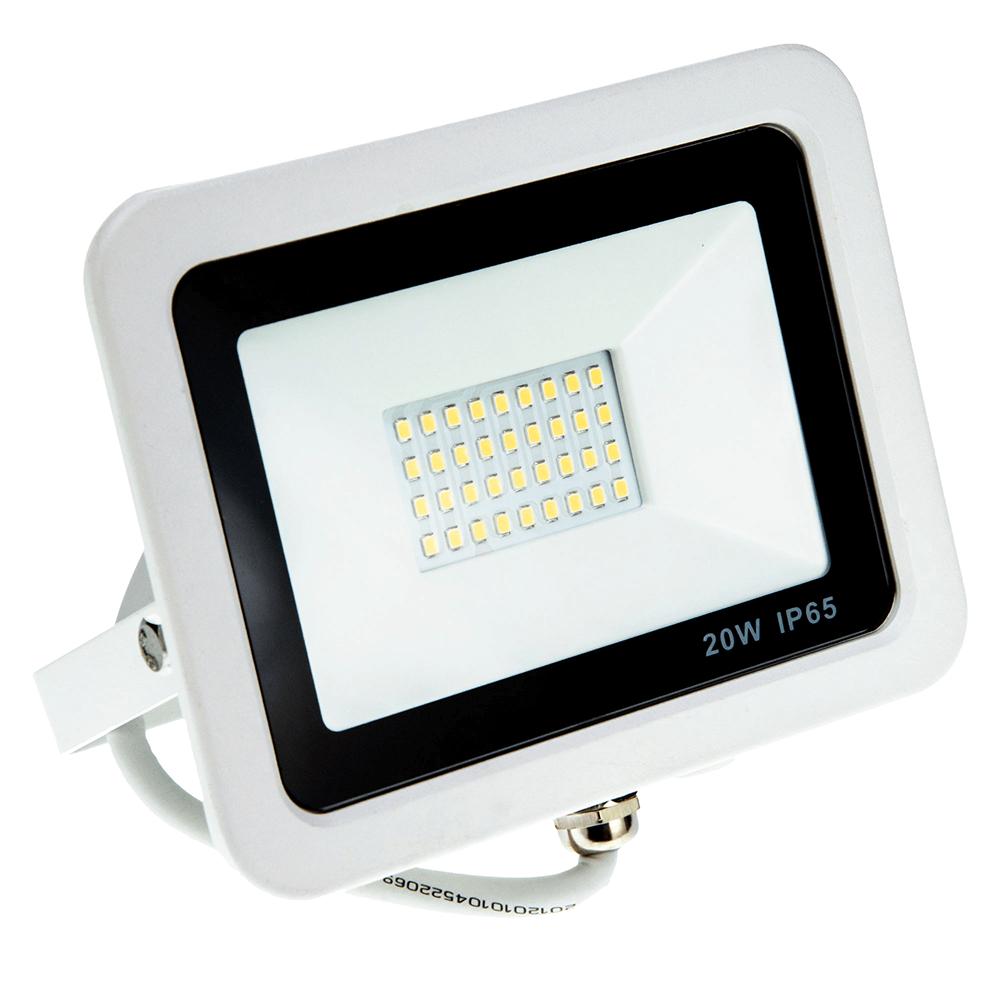 Proiector LED Lohuis, Venus, IP65, 20W, alb, 6500 K imagine 2021 mathaus