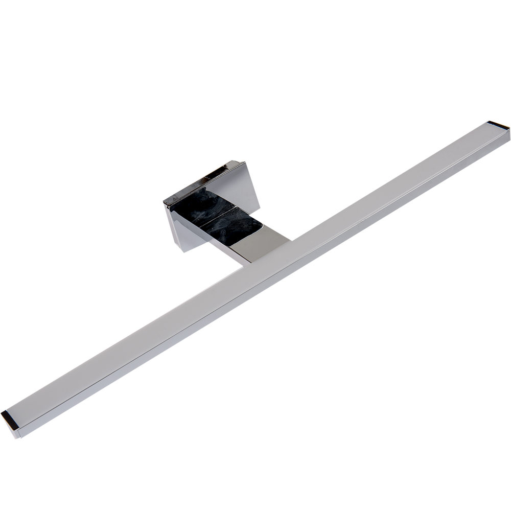 Aplica pentru interior, Genia, LED, 1 x 7W, IP44 imagine 2021 mathaus