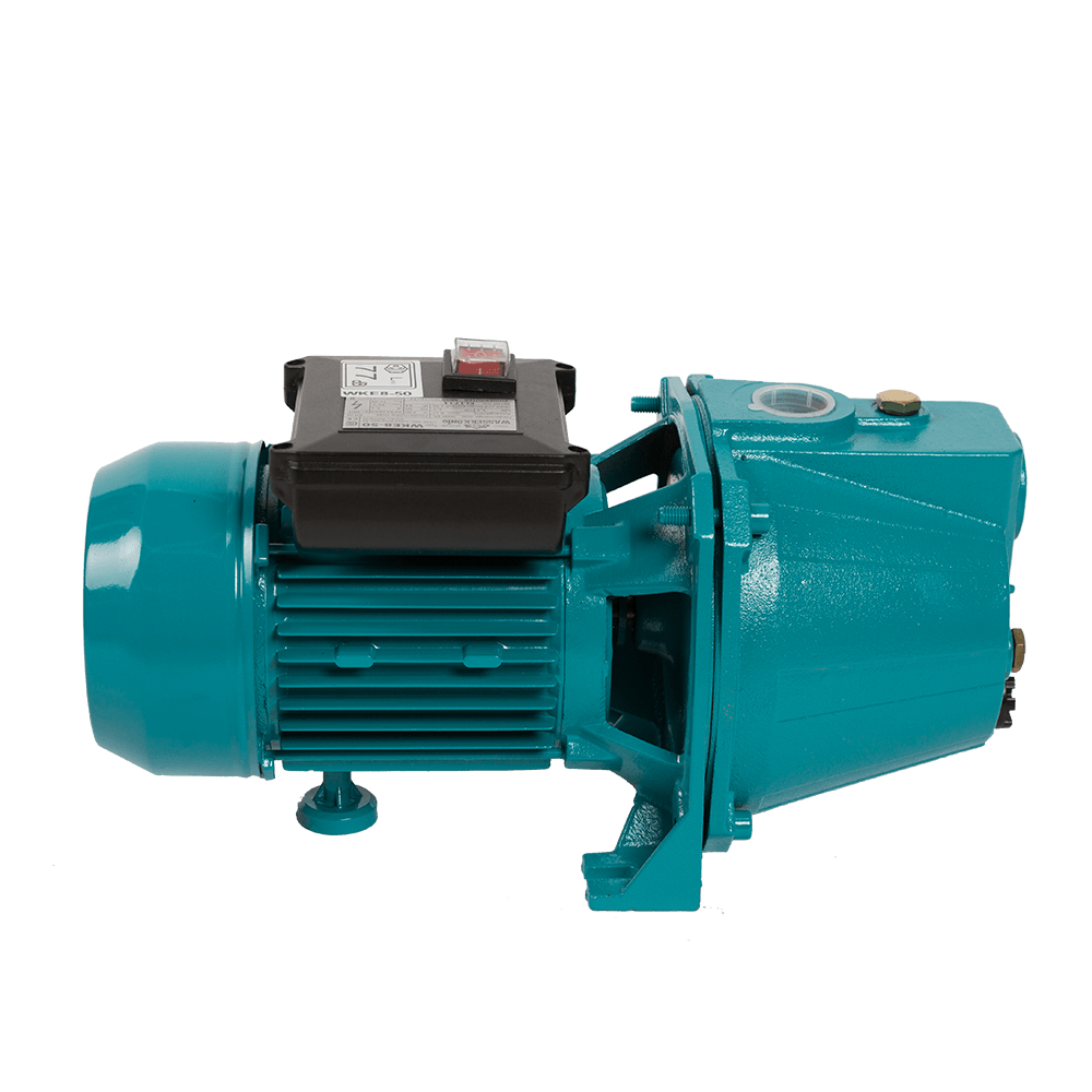 Pompa de apa curata, Wasserkonig WKE8-50, motor electric 2 poli, 1100 W, 60 l/min debit imagine MatHaus.ro