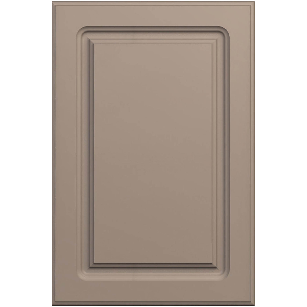 Front MDF infoliat, kashmir mat, Nett Front P1, 747 x 147 x 18 mm