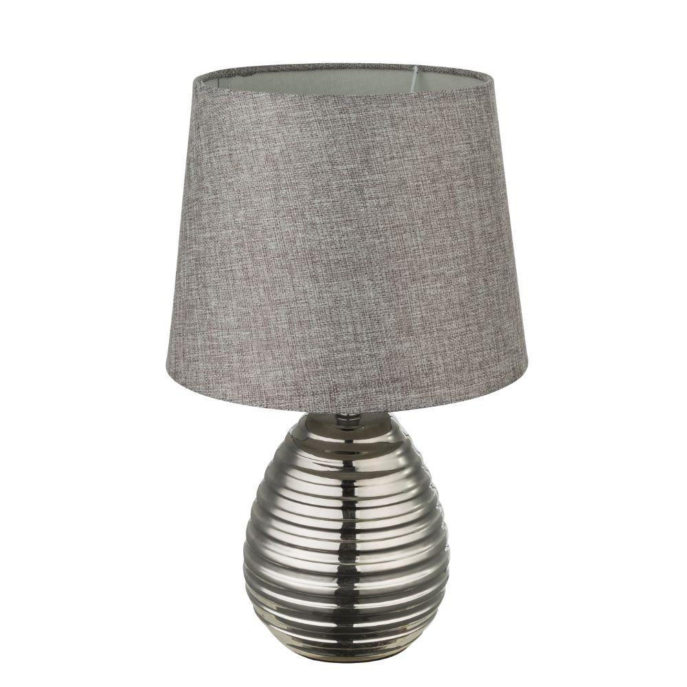 Lampa metal Tracey, 1 x E27, max. 40W, gri imagine 2021 mathaus