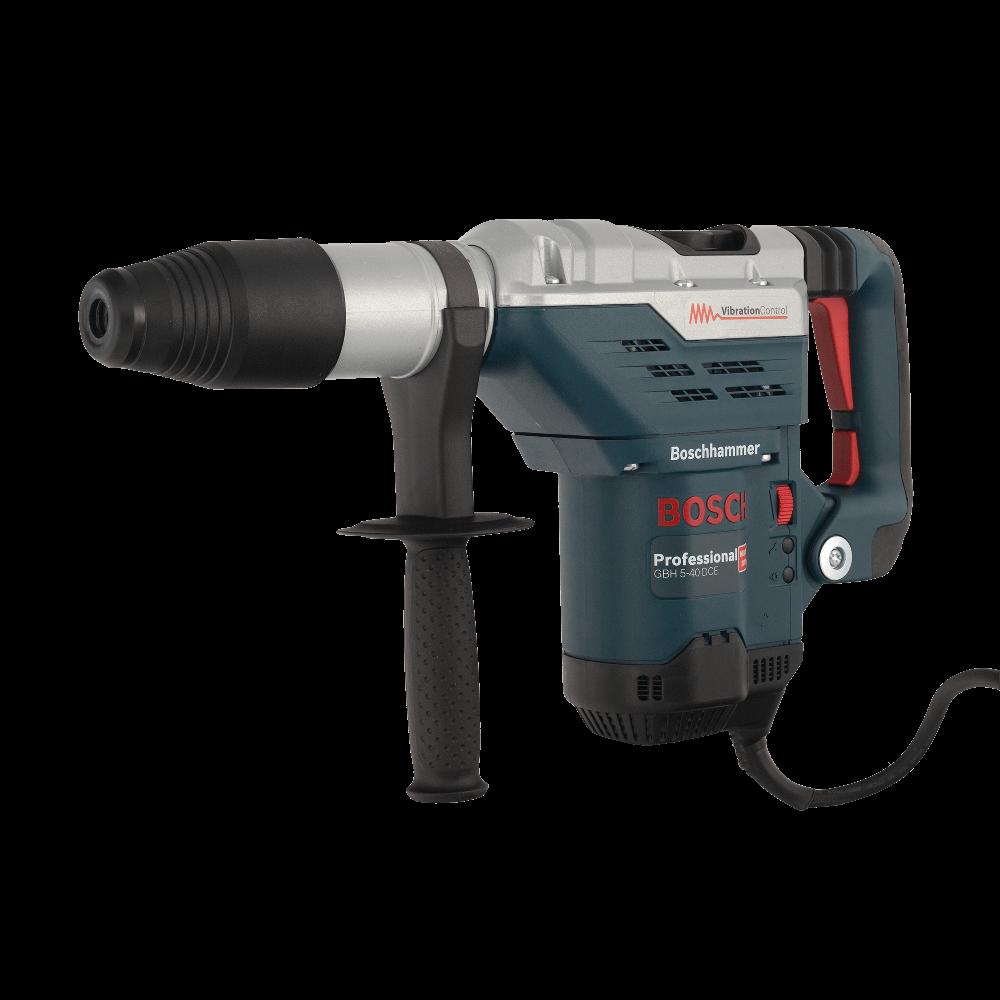 Ciocan rotopercutor Bosch Professional GBH 5-40 DCE, SDS Max, 3 functii, 1150 W, sistem Vibration Control