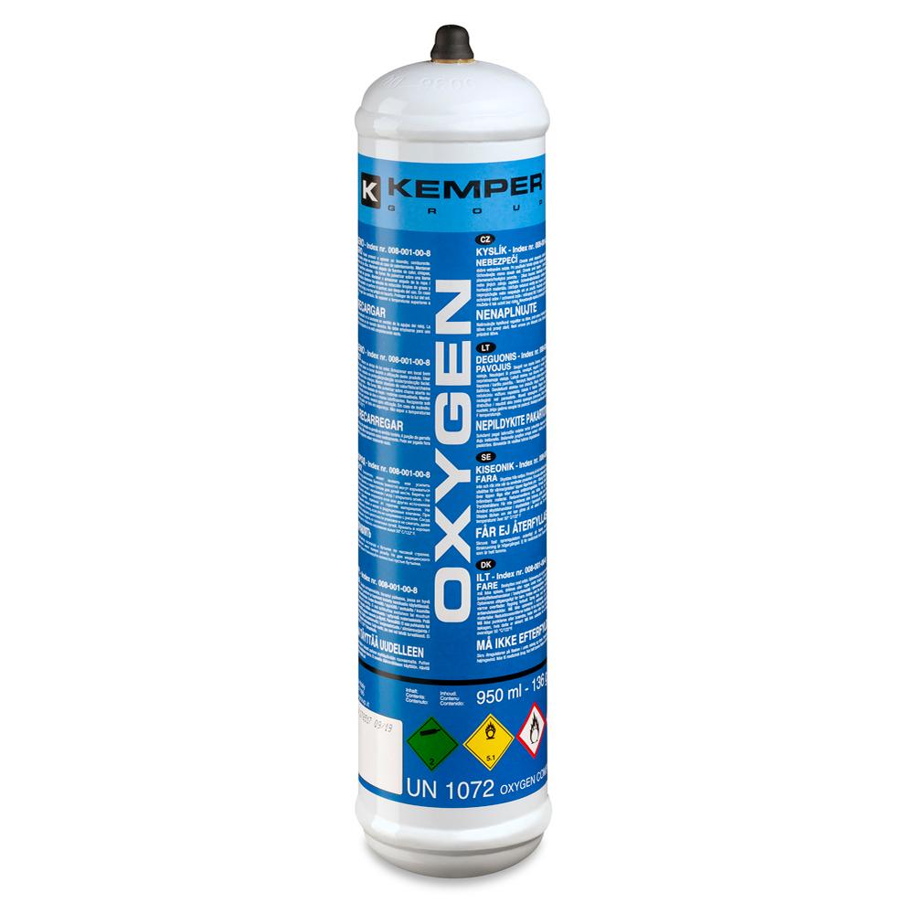 Butelie oxigen Kemper, 100 ml imagine MatHaus.ro