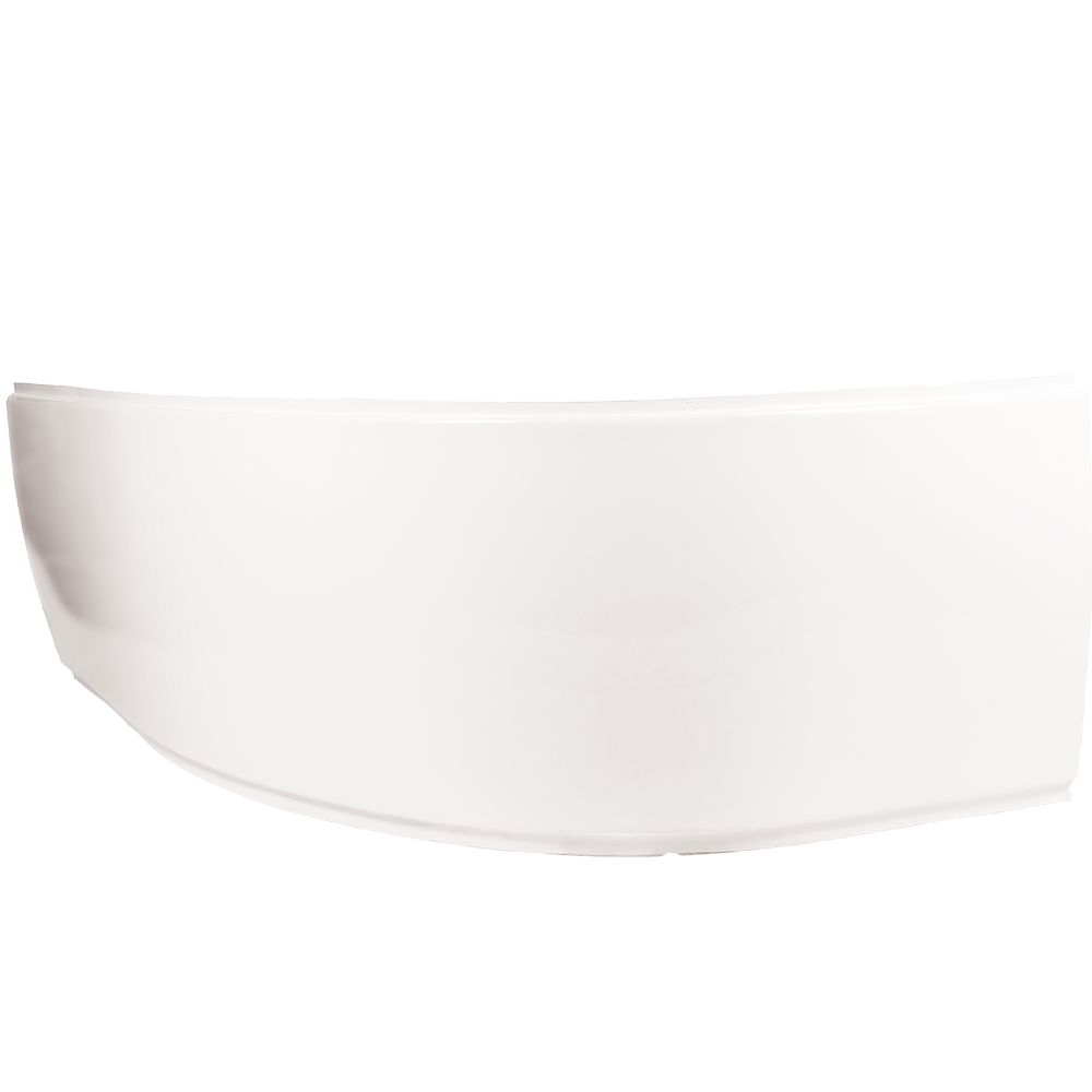 Masca frontala cada de colt pe stanga SILVANA 1500 x 700 mm