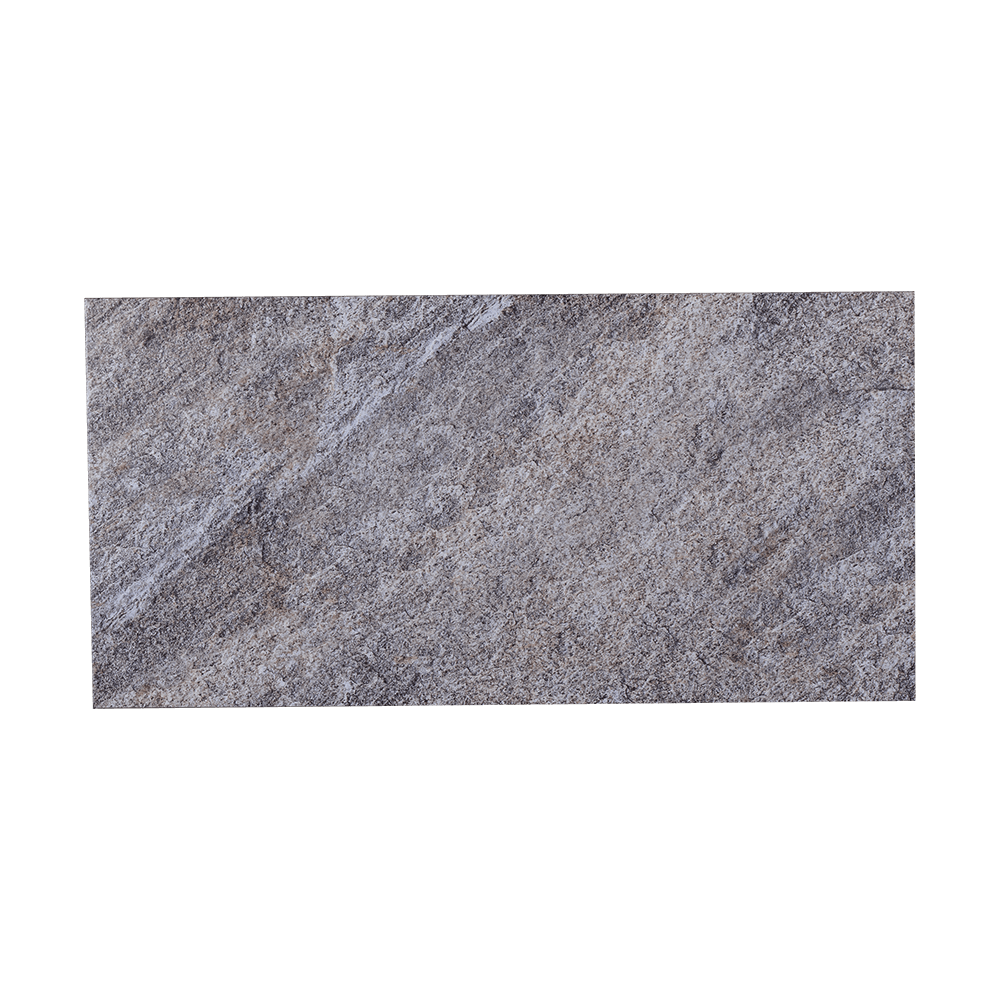 Gresie portelanata Quartzite 2, PEI 4, gri inchis, 60 x 30 cm mathaus 2021