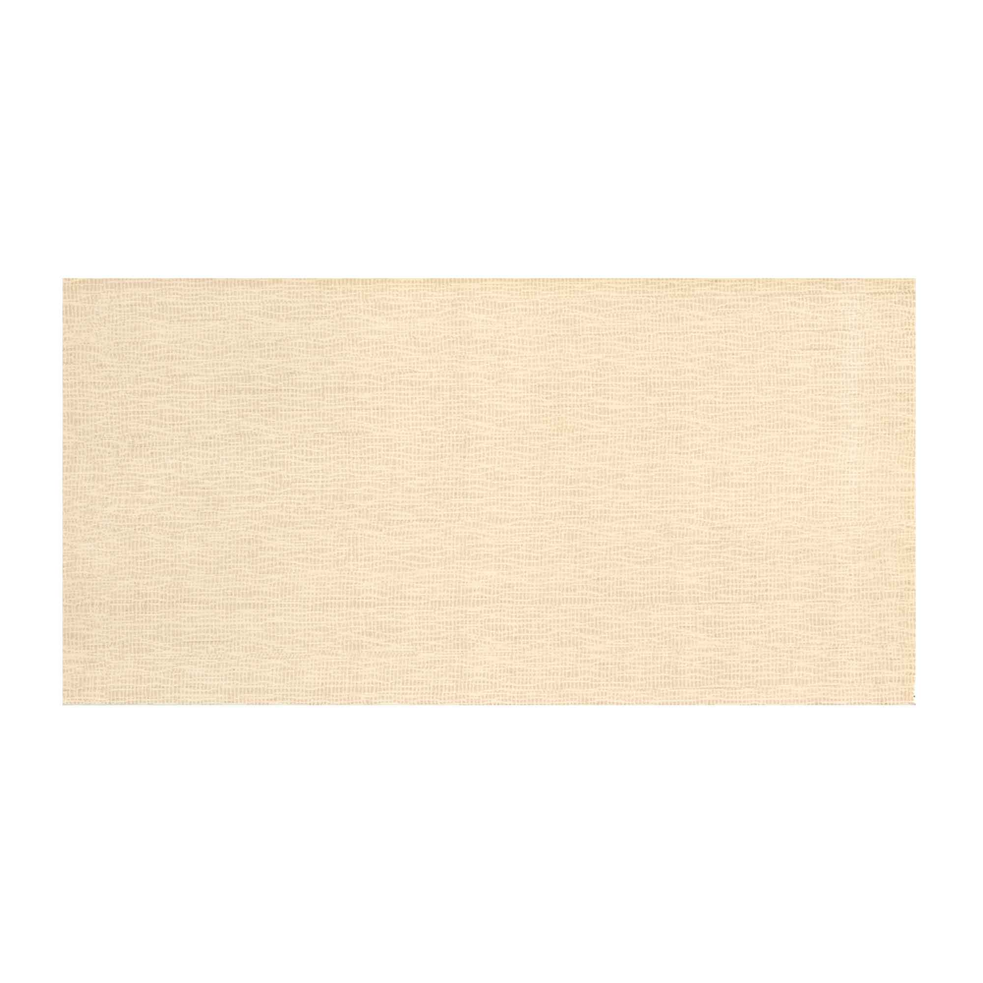 Faianta Cesarom Fabric bej, finisaj lucios, design textil, 40,2 x 20,2 cm mathaus 2021