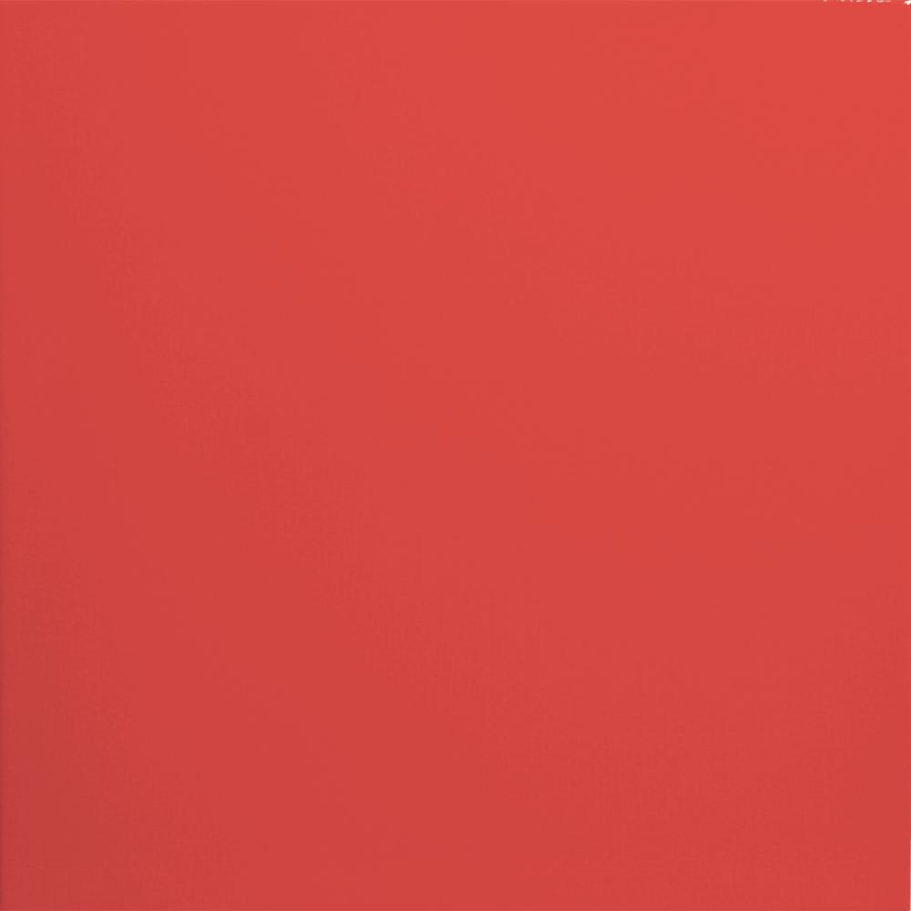 Gresie interior Kai Ceramics Linea, rosu, finisaj lucios, 33,3 x 33,3 cm