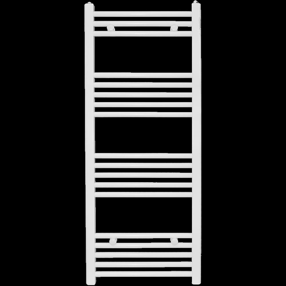 Calorifer baie Aquadesign, portprosop, alb, drept, 500 x 1200 mm, accesorii incluse mathaus 2021