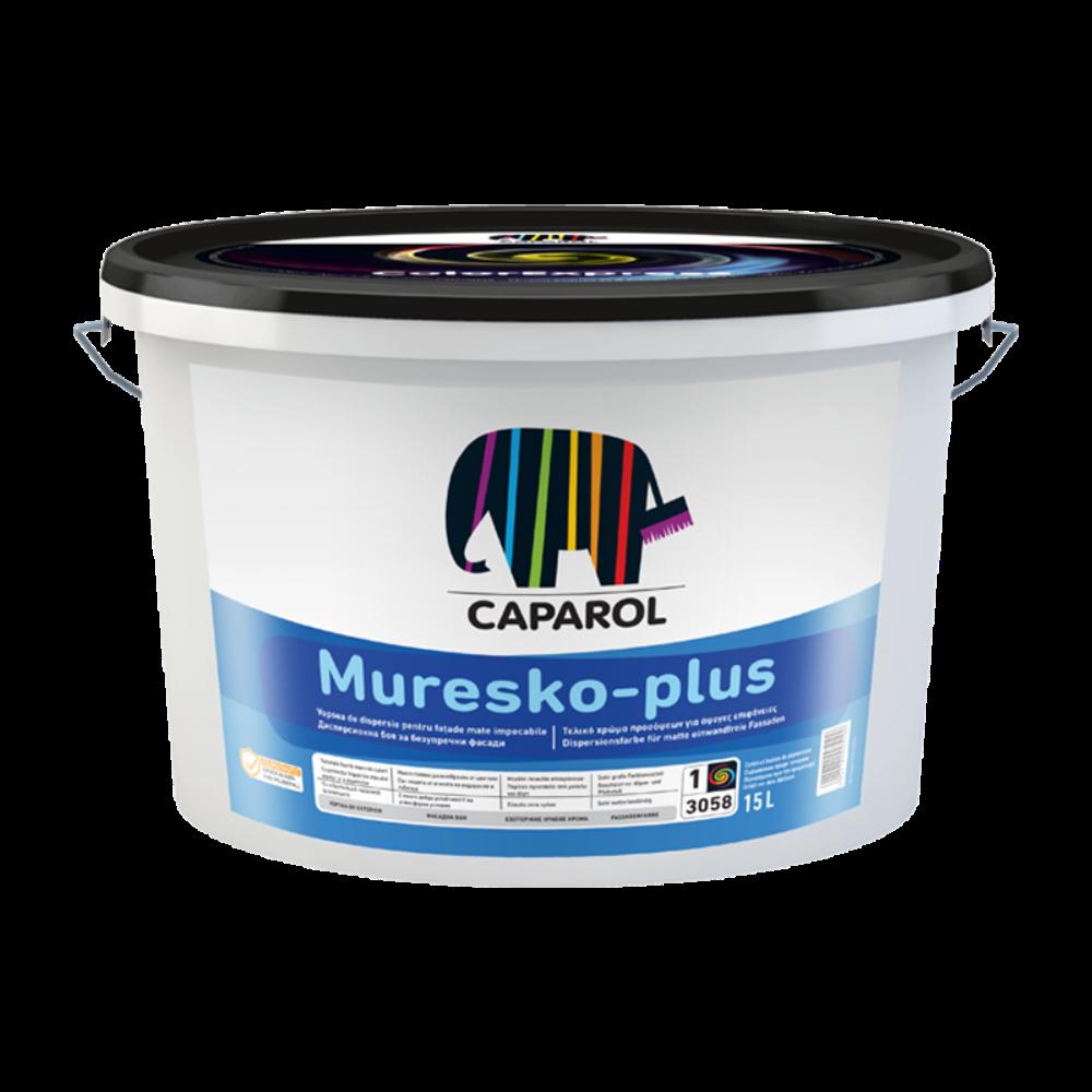 Vopsea lavabila Muresko Plus Baza 3, interior, alba, 14,1 L