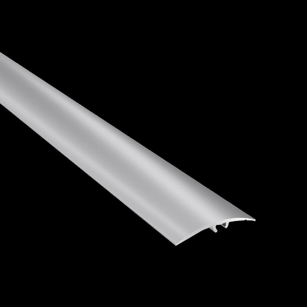 Profil de trecere cu diferenta de nivel, SM2, silver, 186 cm imagine 2021 mathaus