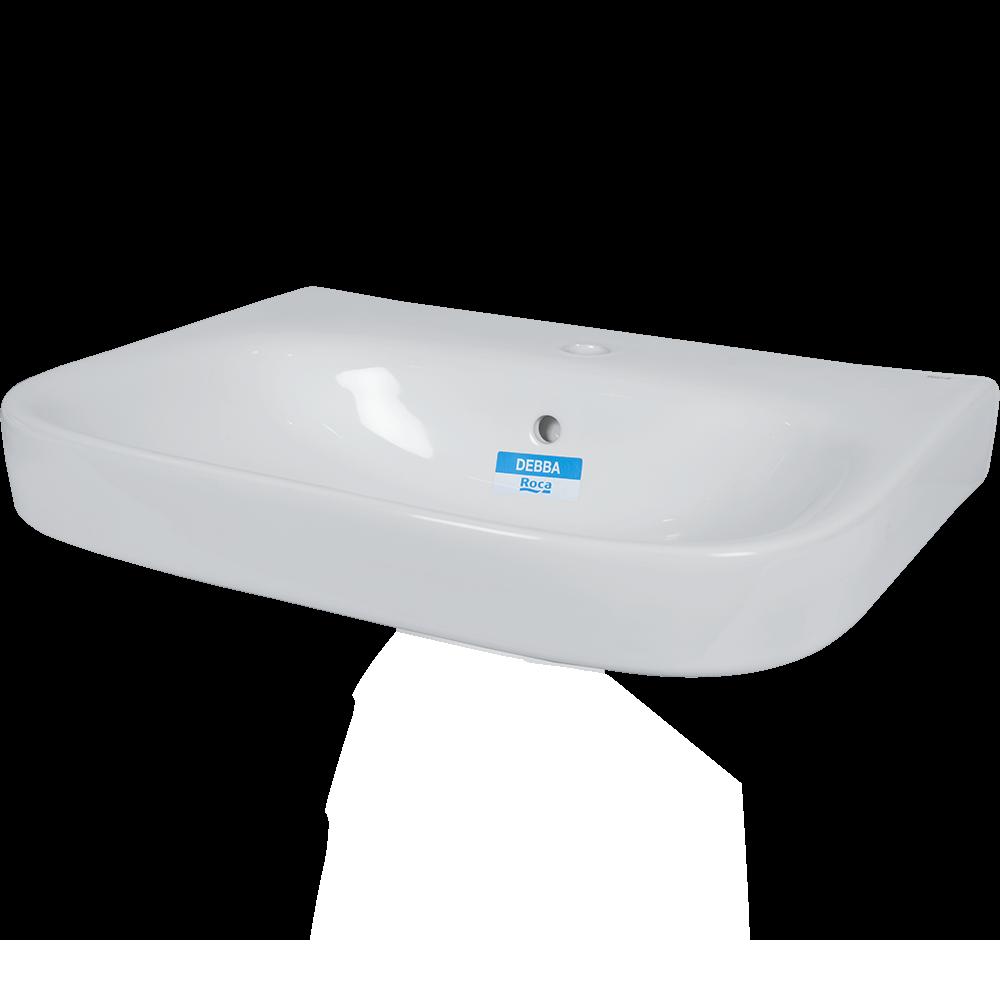 Lavoar Roca Debba, ceramica sanitara, 60 x 48 x 14,5 cm mathaus 2021