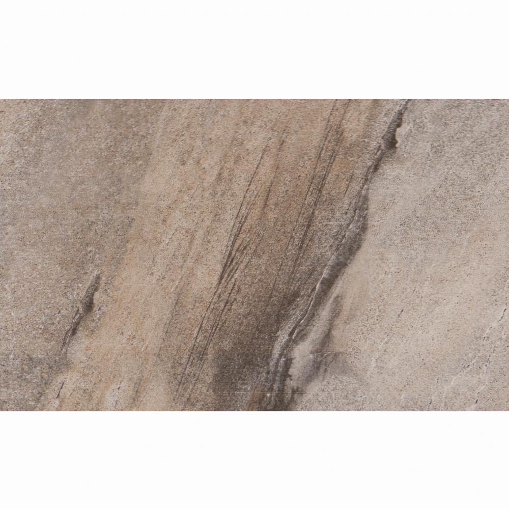 Faianta ceramica RAK Ceramics ADEN, interior, mata, aspect marmura, maro inchis, dreptunghiulara, 25 x 40 cm imagine MatHaus.ro